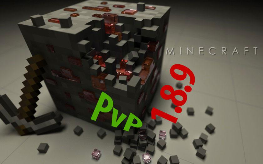 Сборка Майнкрафт 1.8.9 для ПВП