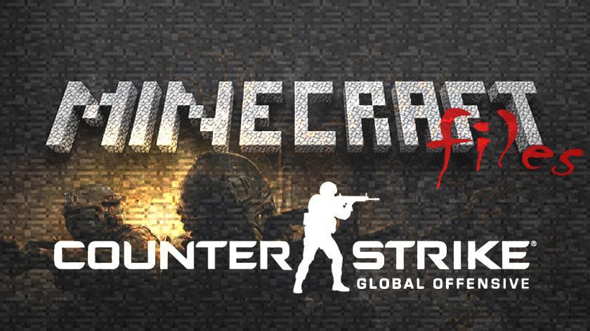 Counter Strike: Global Offensive на Майнкрафт 1.7.10