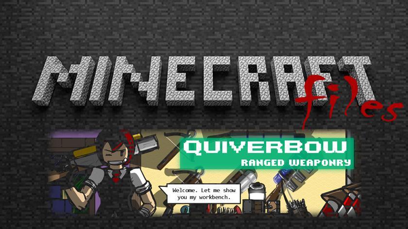 Quiverbow - луки, арбалеты и новое оружие