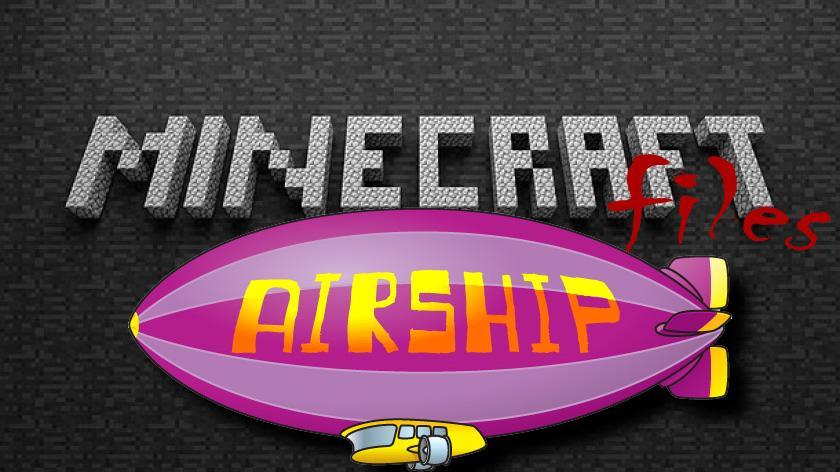 Airship - мод на дирижабли