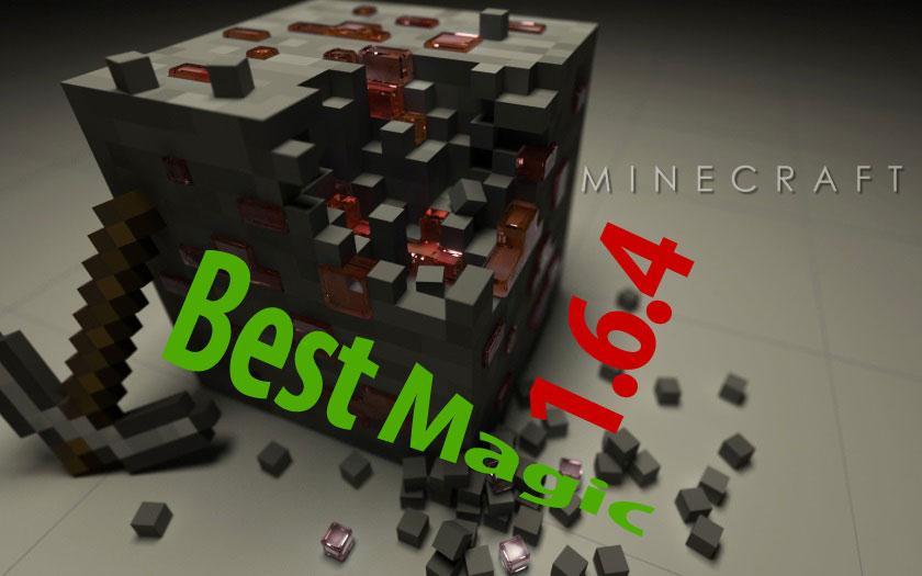 Лучшая магическая сборка Майнкрафт 1.6.4 с модами для любого ПК