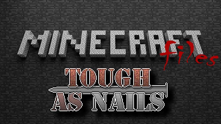 Tough As Nails - мод на реалистичность
