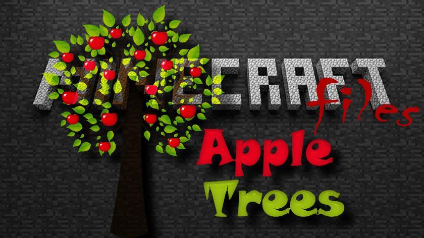 Apple Trees - мод на яблони и яблоки