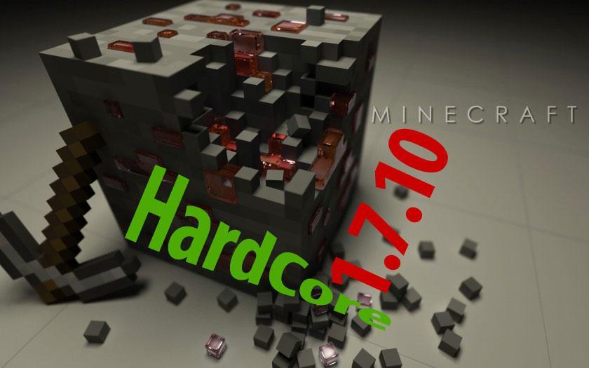 Хардкор сборка Майнкрафт 1.7.10 на выживание