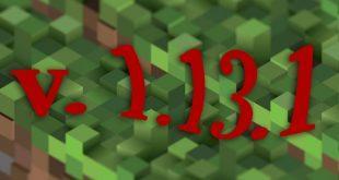 Майнкрафт 1.13.1